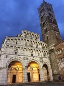 Qúe bonita es Lucca!
