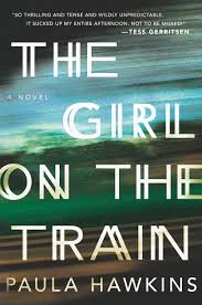 Summer Reading list - The Girl on the Train