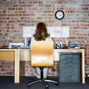 Back to Work - Desk