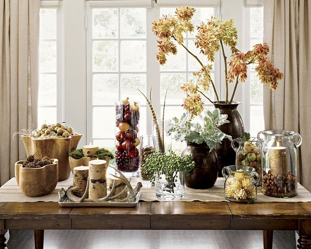 Centerpiece 3 - Fall decorating ideas