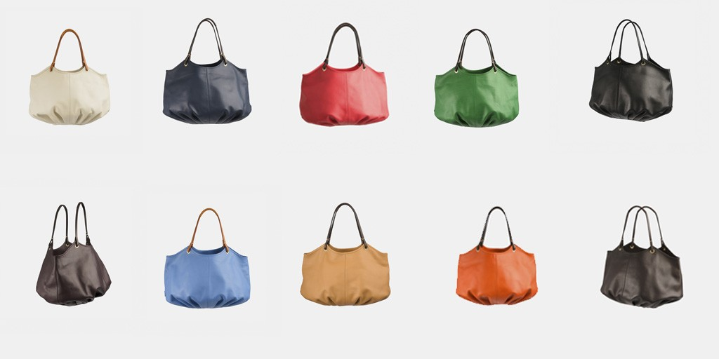 Shoulder leather Bags - The Talega - BenchBags