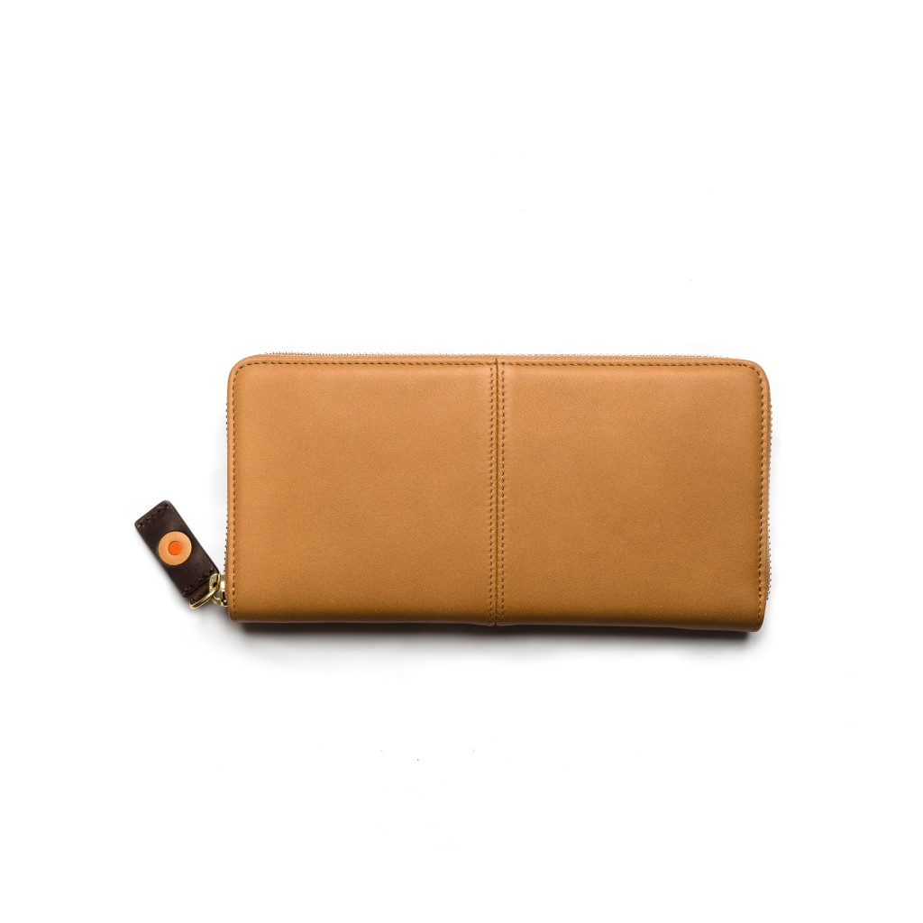 CONTINENTAL WALLET/BILLETERO-MONEDERO CON CREMALLERA