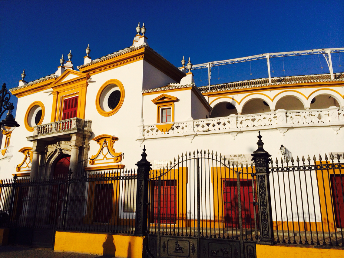 Plaza de toros - Photo by Xavier Paz