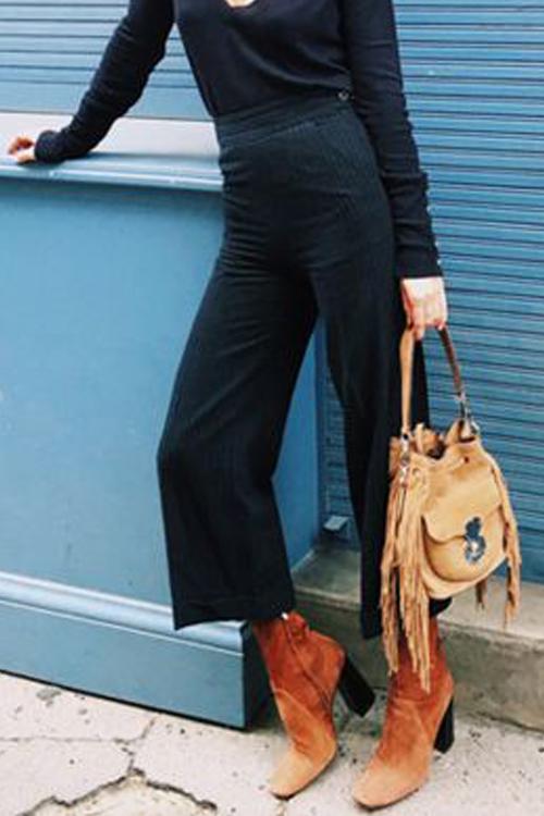 Favourite clothes. Calf-Length Boots 1