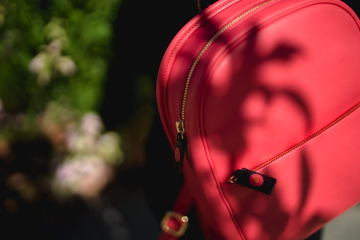 The Benchpack: An special bag for a special women