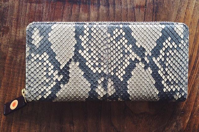 The Zip Around Continental Python Wallet