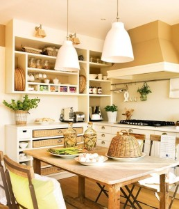 cozy and practical kitchens - BenchBags 12