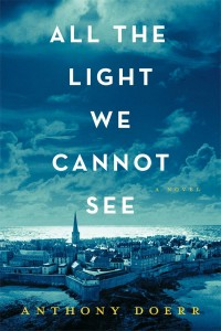 Summer Reading list - All the light we cannot see