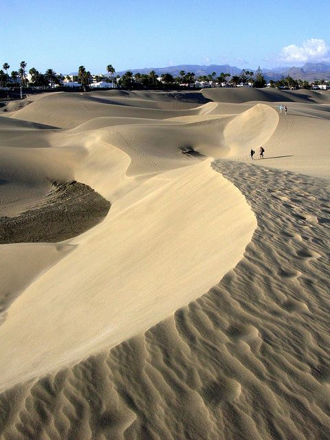 Gran Canaria - 11. dunas maspalomas