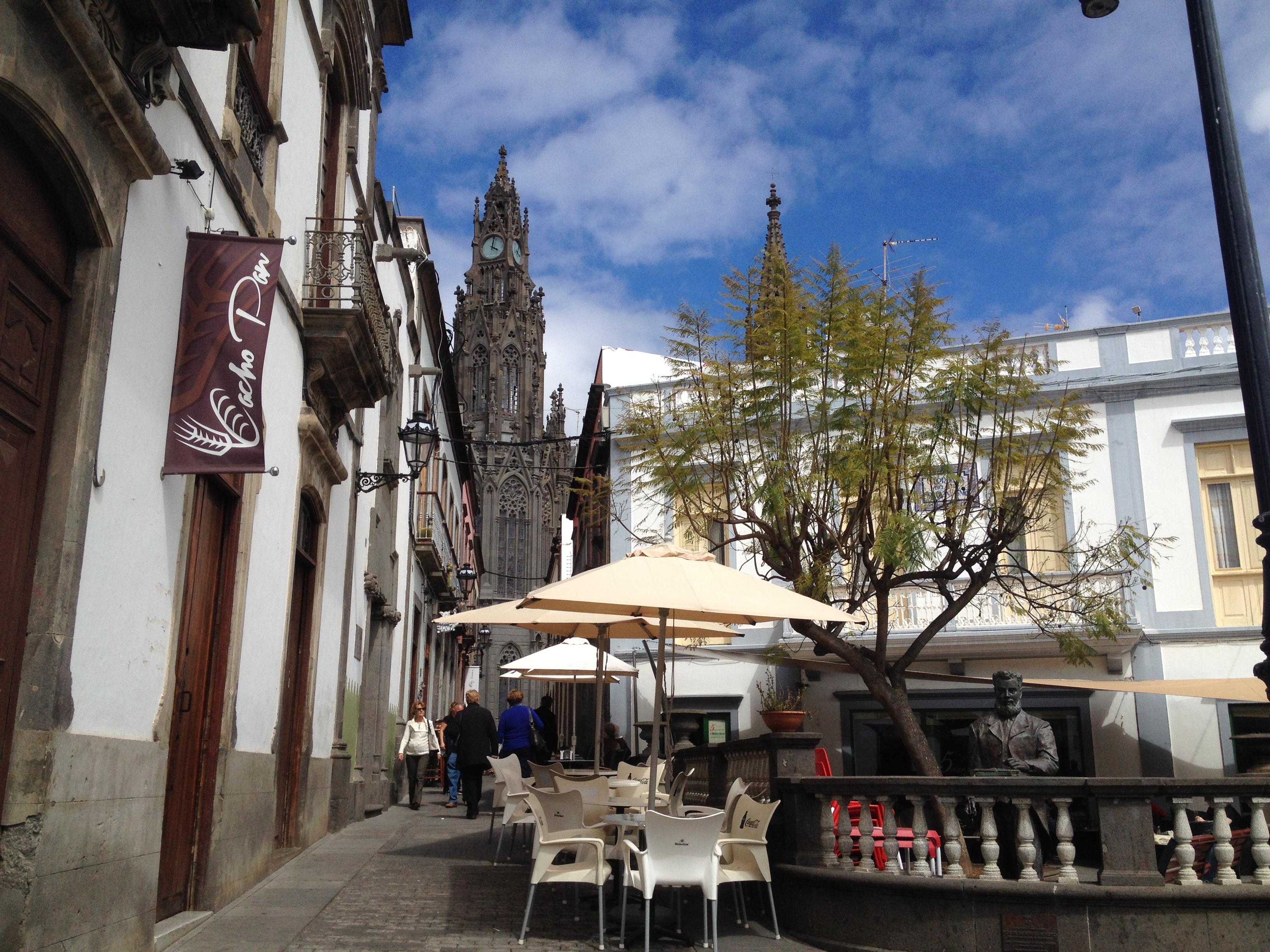 Gran Canaria - 3.arucas