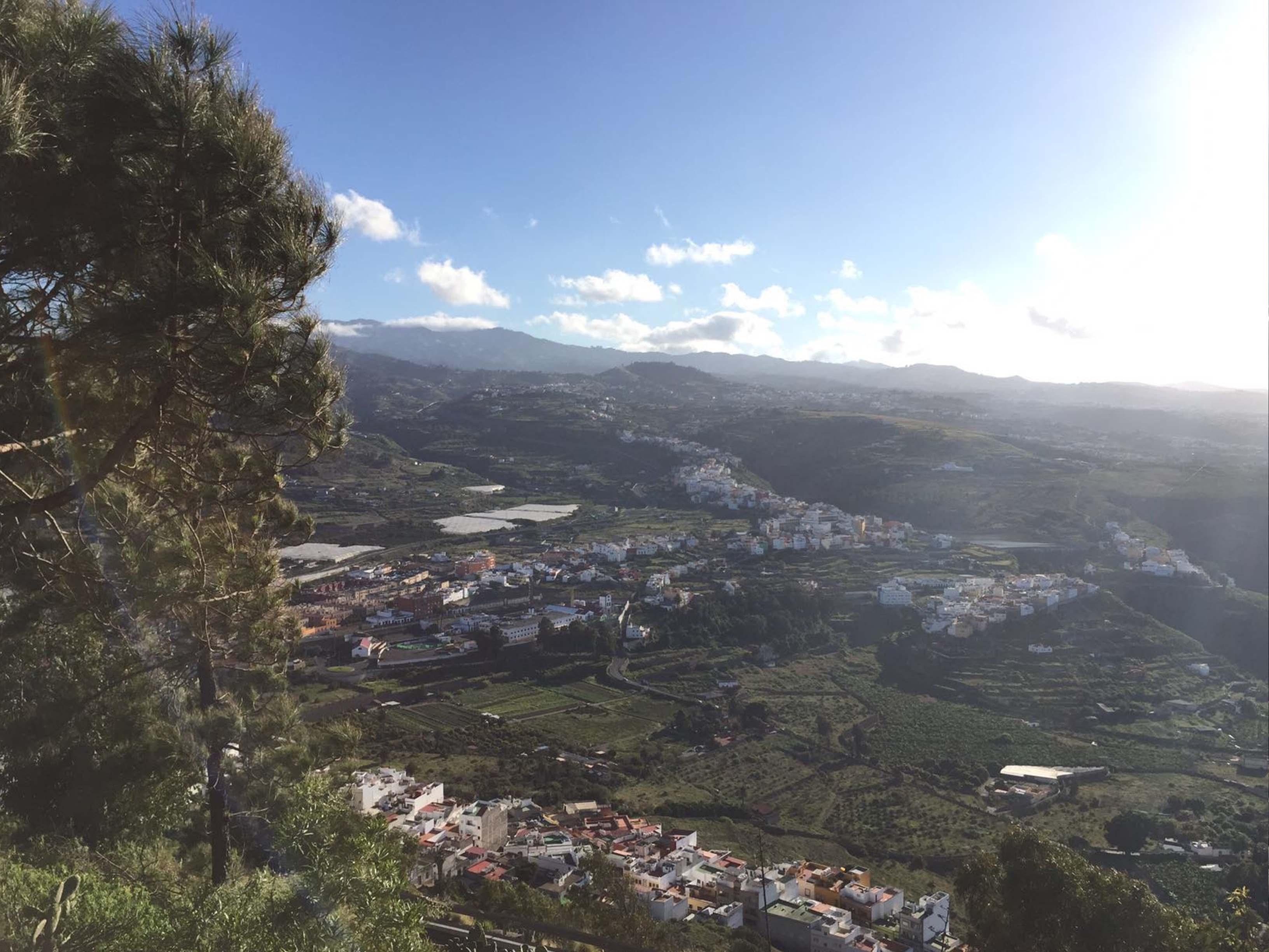 Gran Canaria - 4.mirador arucas