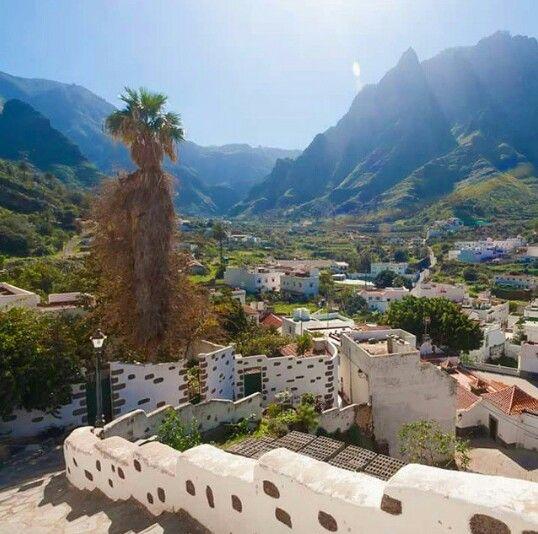 Gran Canaria - 6.valle de agaete