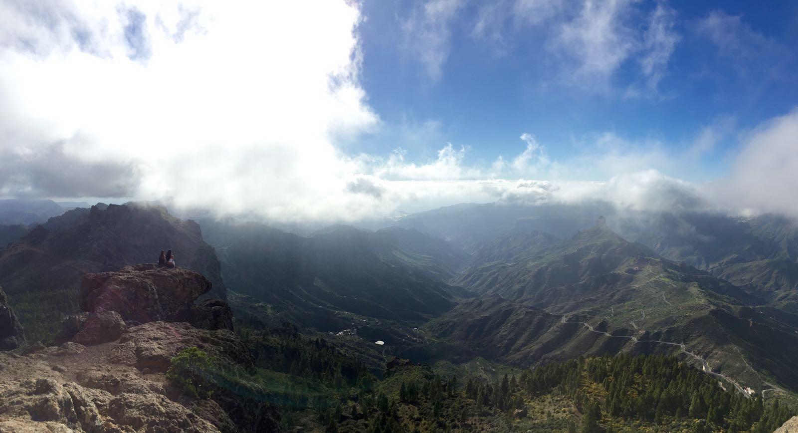 Gran Canaria - 7.roque nublo