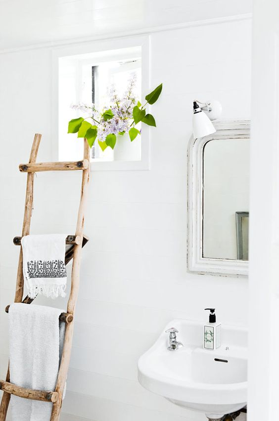 Summer decorating ideas - bathroom - Benchbags
