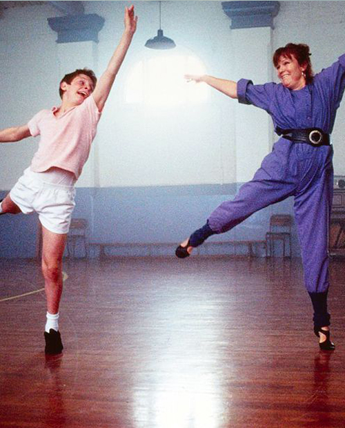 Life is just like a movie - Billy Elliot
