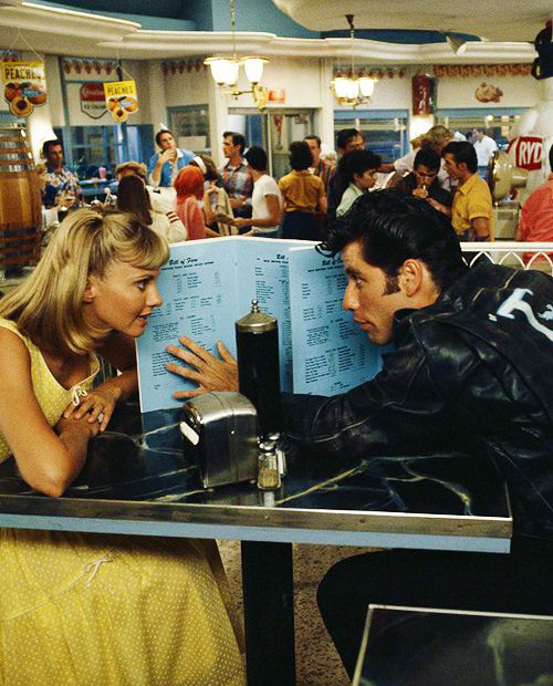 Life is just like a movie - Grease