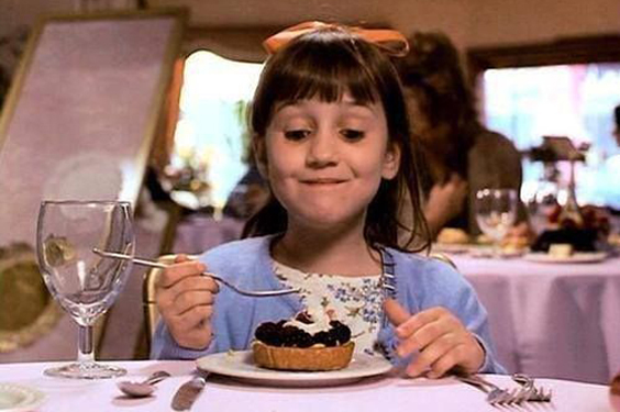 Life is just like a movie - Matilda