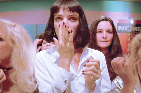 Life is just like a movie - Pulp Fiction