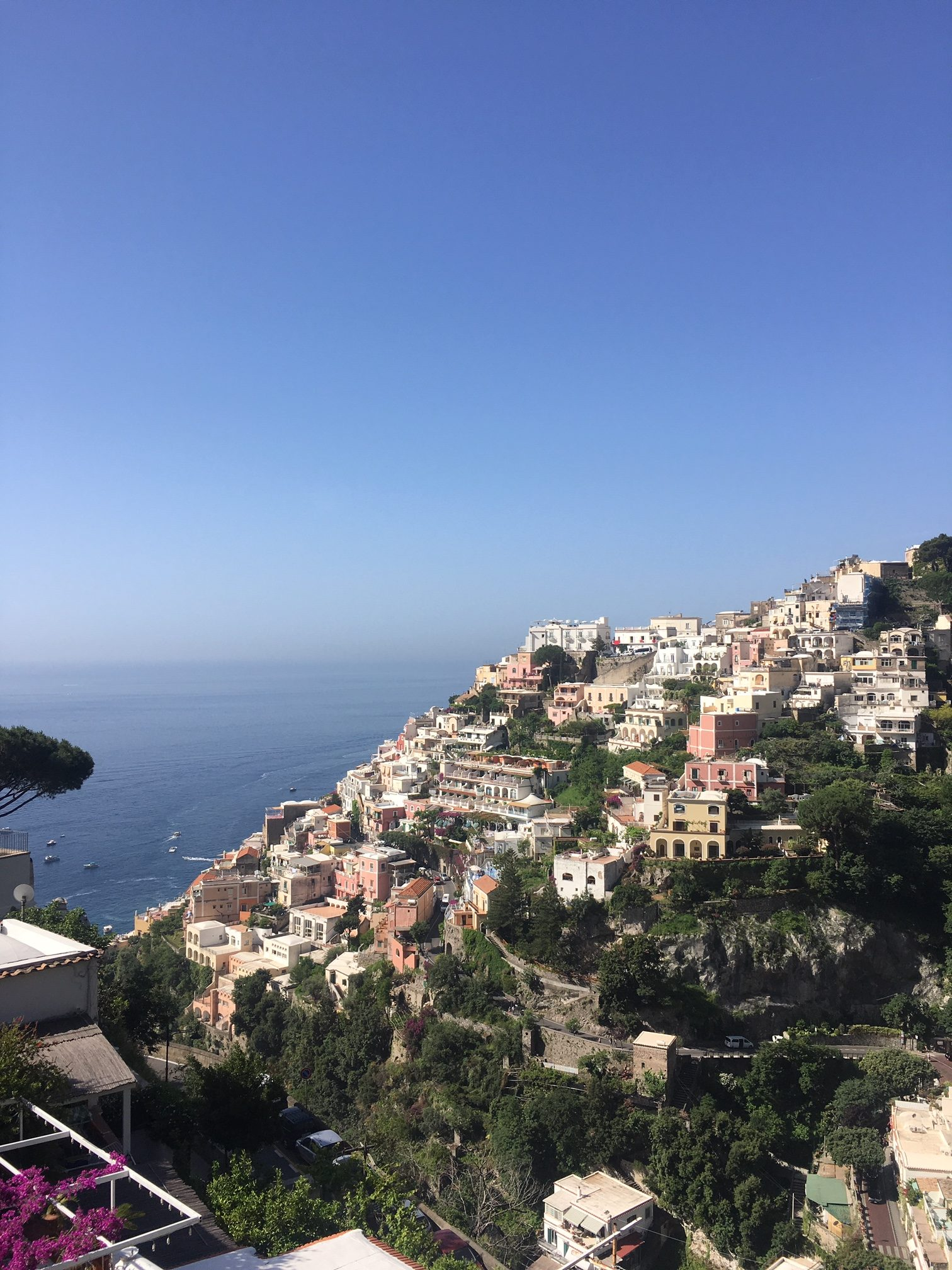 Villa Mary, Positano - BenchBags