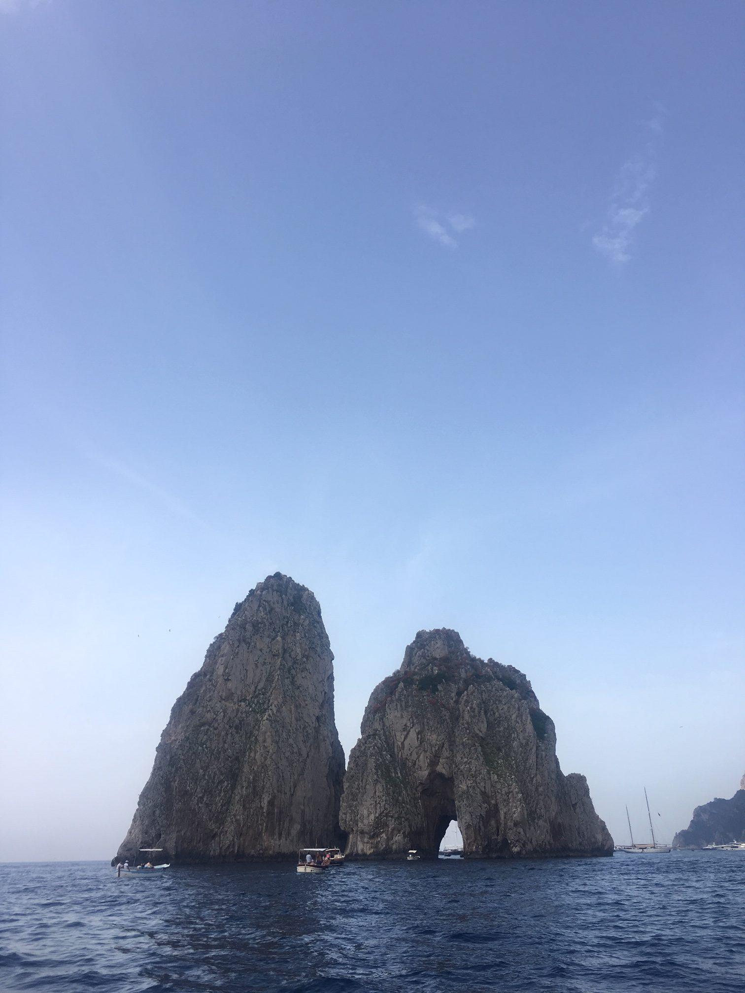 Faraglioni, Capri - BenchBags